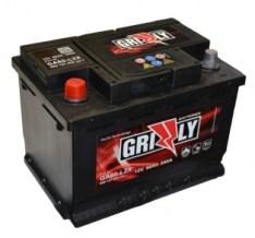 GRIZZLY 60Ah 540A L+ GA60-L2X