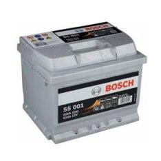 Bosch S5 52Ah 520A R+