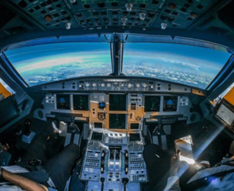 High fidelity cockpit