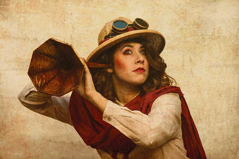 """Chloé Bird: """"Musicalizar los poemas de Raúl Vacas ha resultado fascinante"""""""