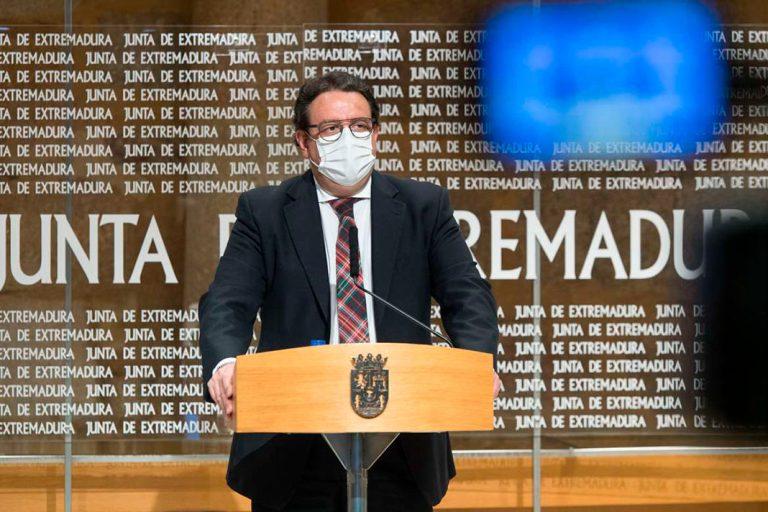 Extremadura decreta su cierre perimetral en el puente de San José y durante la Semana Santa