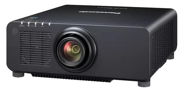 Panasonic PT-RZ770BU DLP Projector - 1080p - HDTV -7200 lm