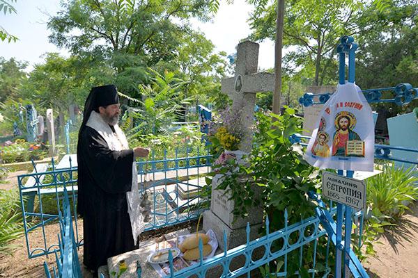 Кладбище - место для молитвы
