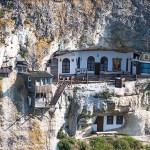Благовещенский Мангупский монастырь (Крым, гора Мангуп)