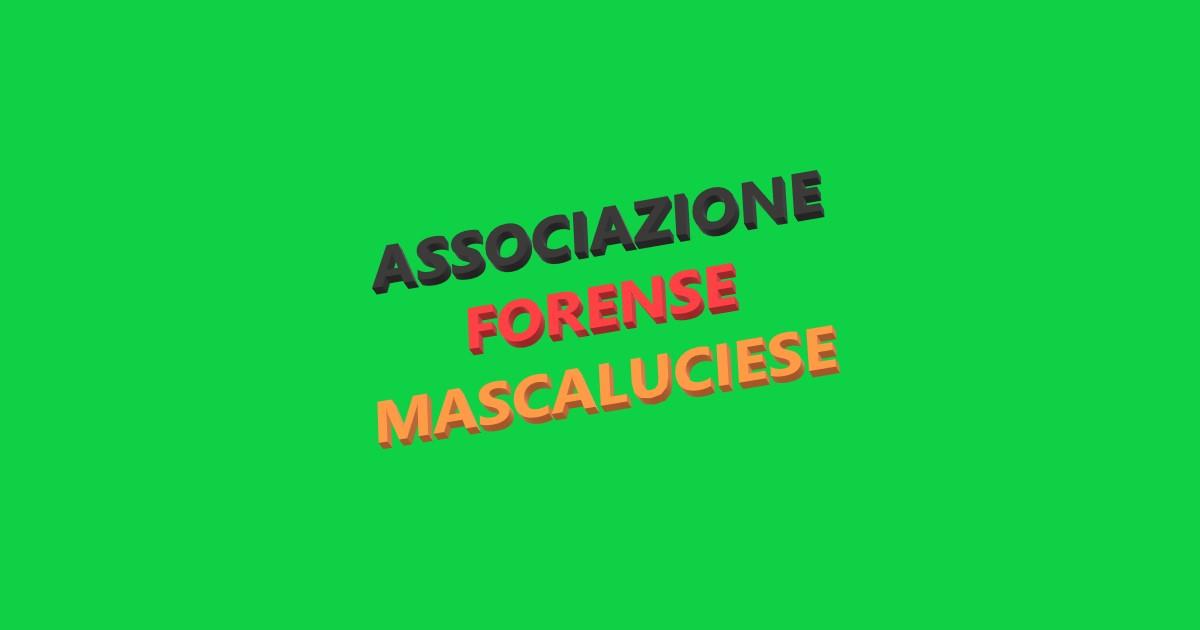 Aggiornamenti 2020 Associazione Forense di Mascalucia