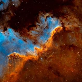 Cygnus Wall – NGC7000
