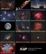AVVP Jahreskalender 2020 Wand Übersicht