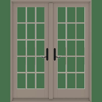 french doors hinged patio doors