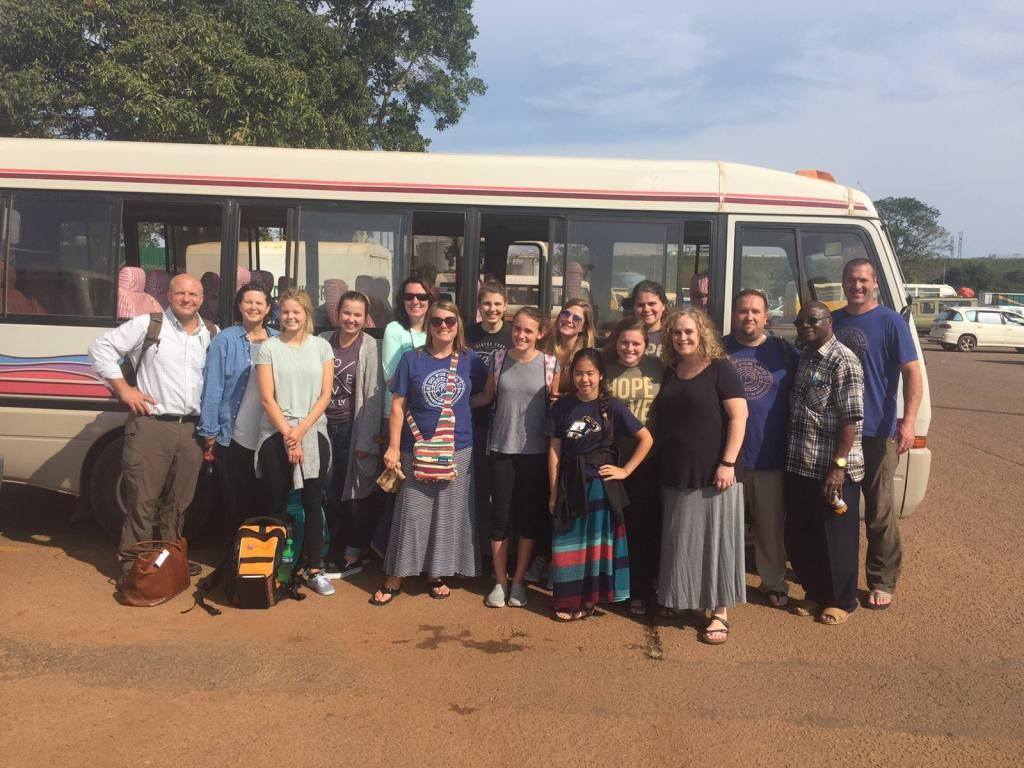 One Orphan: to Uganda and Ethiopia and back
