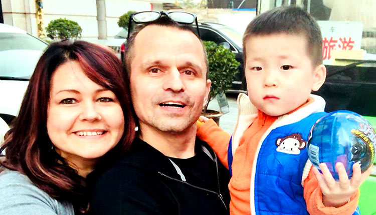 AWAA Family Currently in China!
