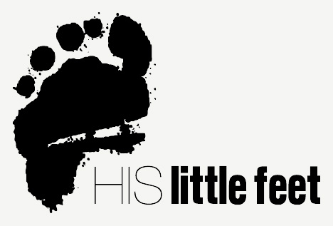 His Little Feet