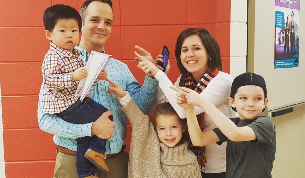 Beautiful Adoptions: The Massey Family