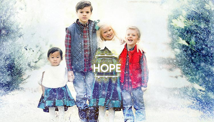 'Tis The Season:  A Season of Hope