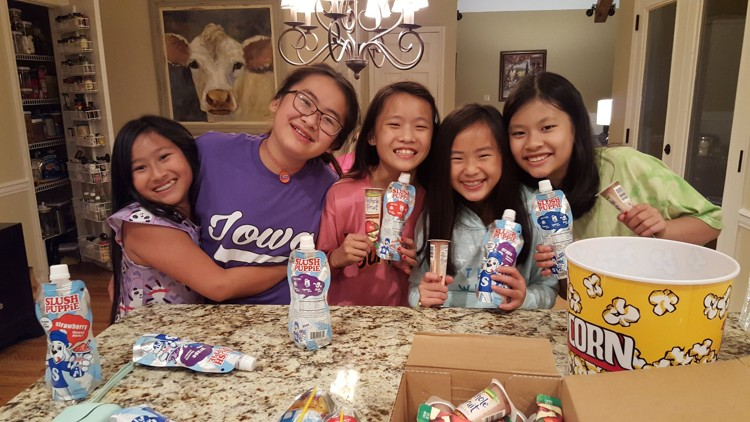 They went to China to bring their daughters home but got much more than they expected!