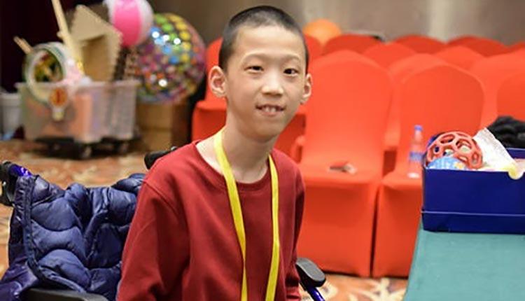 cerebral palsy adopt