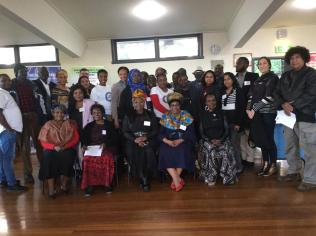 2019 Family Violence Prevention Community Conversations AWAFN & Partners