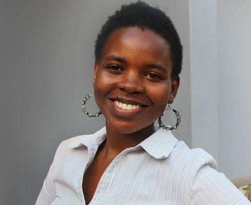 Alexandra Night, leader of the TM Club for Women at Makerere University