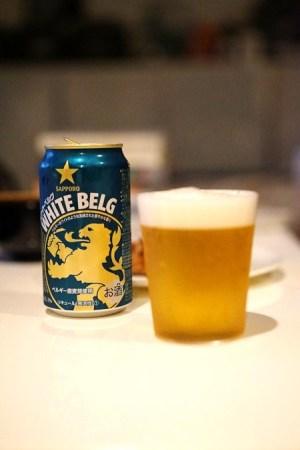 ホワイトビールのような味と香りを楽しめる「ホワイトベルグ」