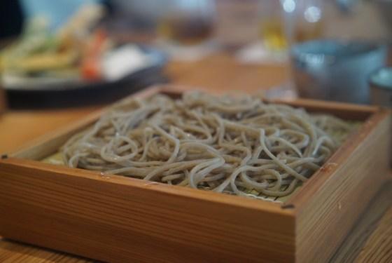 渋谷 大人のためのお洒落なお蕎麦やさん、雷庵(RYAN)