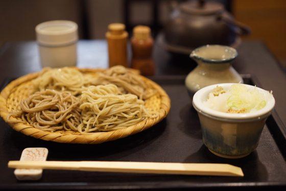 神保町 蕎麦好きなおとなのための名店 「松翁」