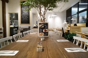 """池袋 NYブルックリンの人気カフェ""""egg tokyo"""""""