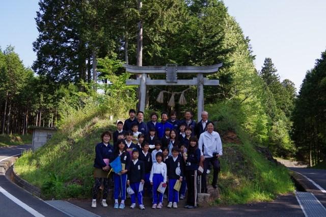 植松八幡神社