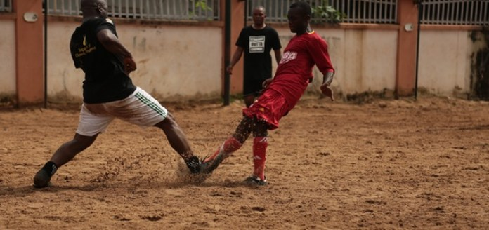 sport at nysc camp