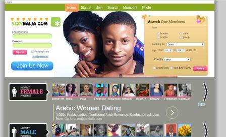 top best online dating website in nigeria sexynaija.com