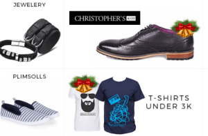 picture of jewelery, shoes & shirts from Konga online shop