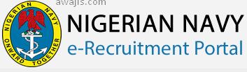 nigerian navy recruitment website