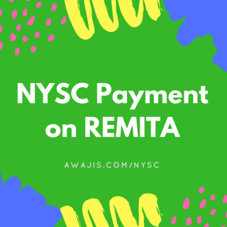 nysc payment remita