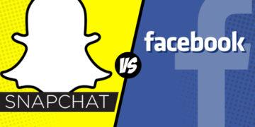 Snapchat vs. Facebook