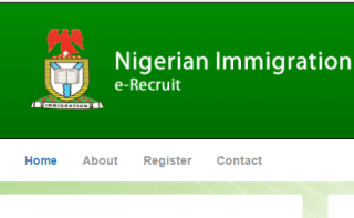 nigerian immigration recruitment