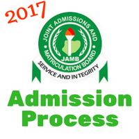 2017 jamb admission process
