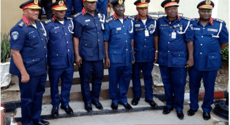 Nigerian Civil Defence Recruitment