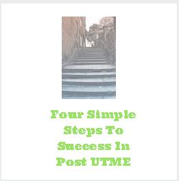 Success in Post UTME
