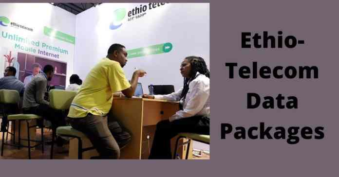 Ethio-Telecom Data Packages