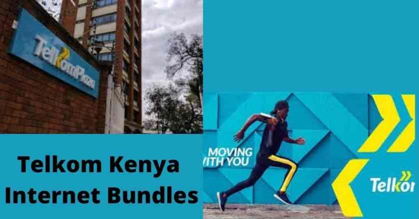 Telkom Kenya Internet Bundles