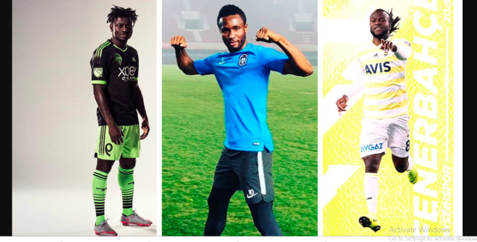 Top 10 Richest African Footballers