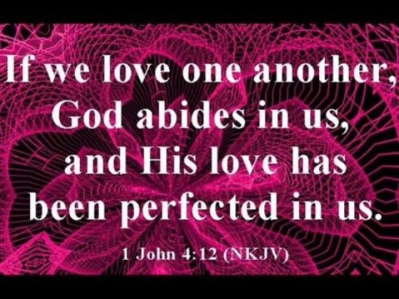 Bible Verse for Valentine
