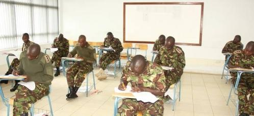 Nigerian Army Recruitment Past Question