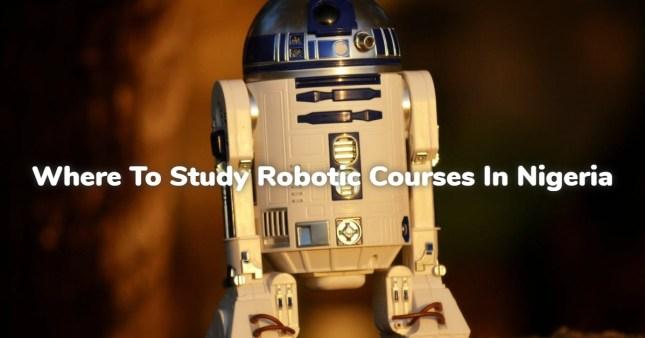 Robotic Engineering Study Centers in Nigeria : Mechatronics Engineering
