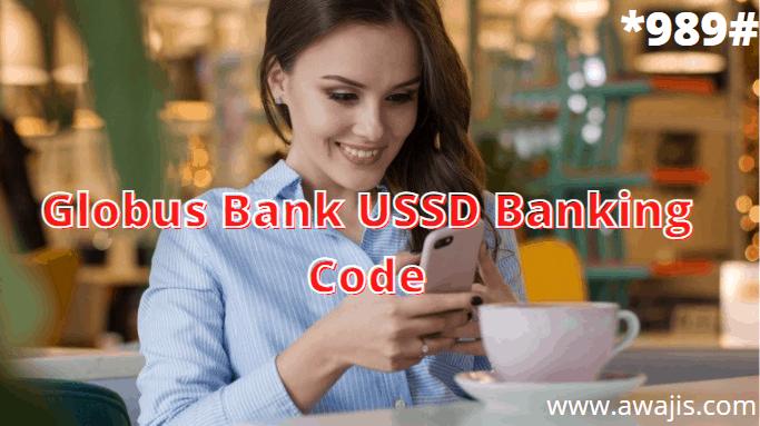 Globus Bank USSD Code