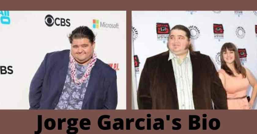 Jorge Garcia's Bio