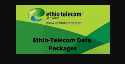 Ethio Telecom Data Packages