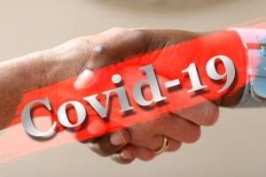 coronavirus, contact, no