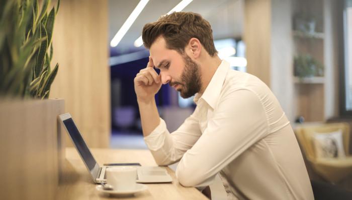 Study: Overthinking Failure Worse Than Actual Failure