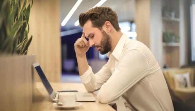 Study: Overthinking Failure Worse Than Actual Failure News header