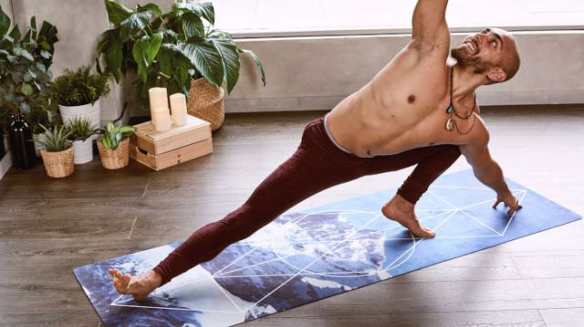 yoga for men addiction recovery depression