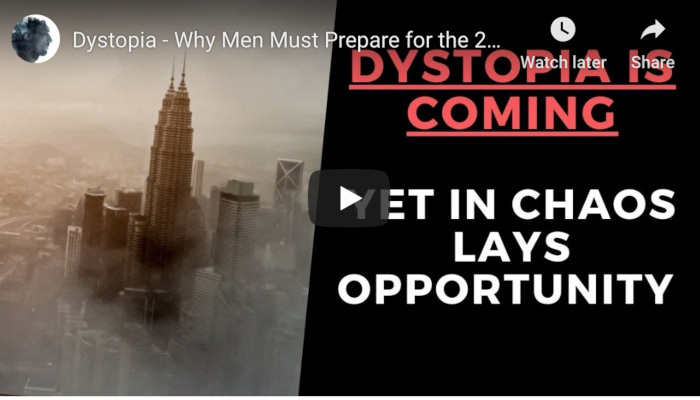 Watch: Dystopia – Why You Must Prepare for the 2020's